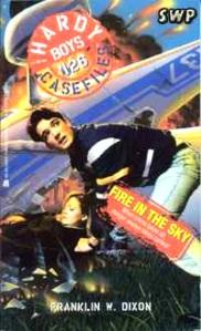Hardy Boy's Fire in the Sky
