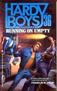 Hardy Boys' Running on Empty